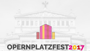 Logo Opernplatzfest